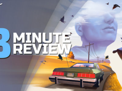 Hitchhiker review in 3 minutes versus evil mad about pandas