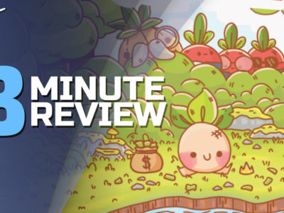 Turnip Boy Commits Tax Evasion review in 3 minutes Snoozy Kazoo, Graffiti Games
