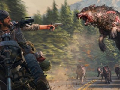 Days Gone sequel Bend studio new Uncharted project Naughty Dog Sony PlayStation 5