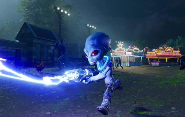 Destroy All Humans!, remake, Switch, Nintendo, THQ Nordic, Black Forest Games,