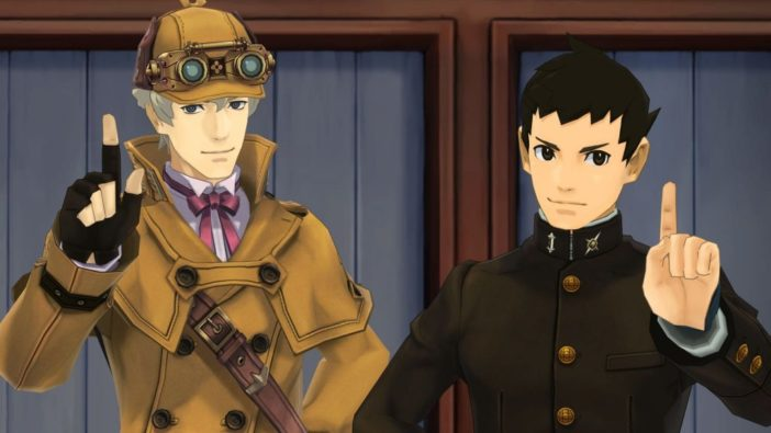 the Great Ace Attorney Chronicles, Ace Attorney, Phoenix Wright, Capcom, Nintendo Switch, PlayStation 4, PC