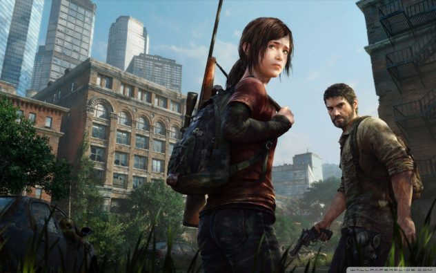 The Last of Us remake Visual Arts Service Group t1x naughty dog sony playstation 5 ps5