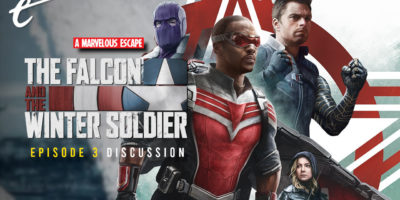 The Falcon and the Winter Soldier Power Broker Discussion - A Marvelous Escape