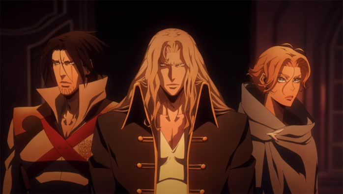 Castlevania season 4 final end spin-off Netflix Samuel Deats