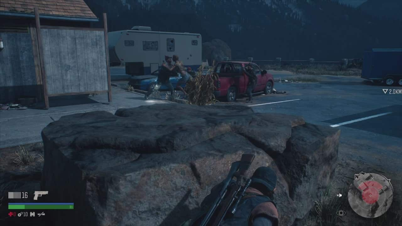Days Gone roaming NPCs bring world to life with natural survival AI and expressions