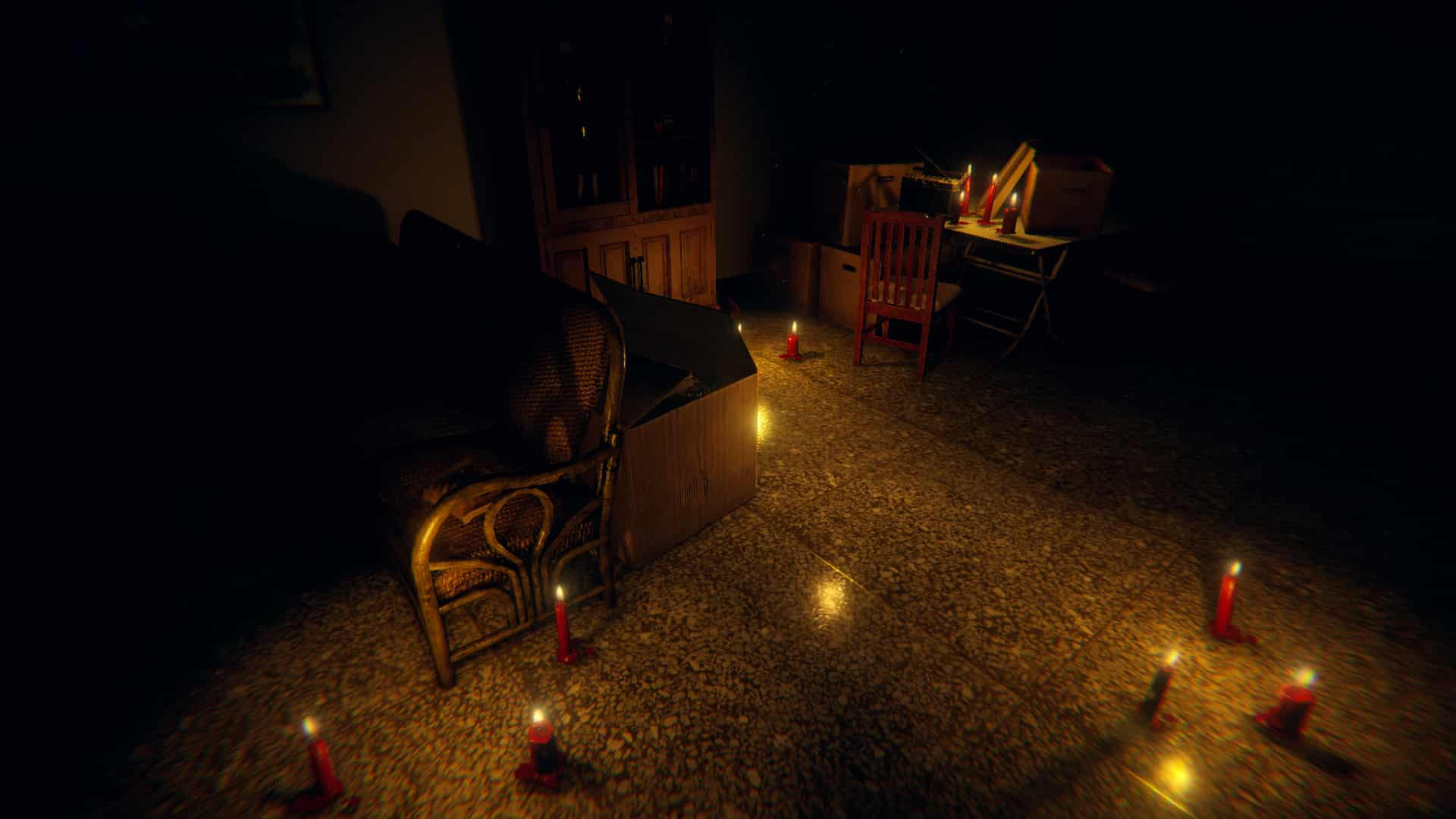 Devotion Red Candle Games review unique horror strange conclusion ending areas Feng Yu Mei Shin Li Fang