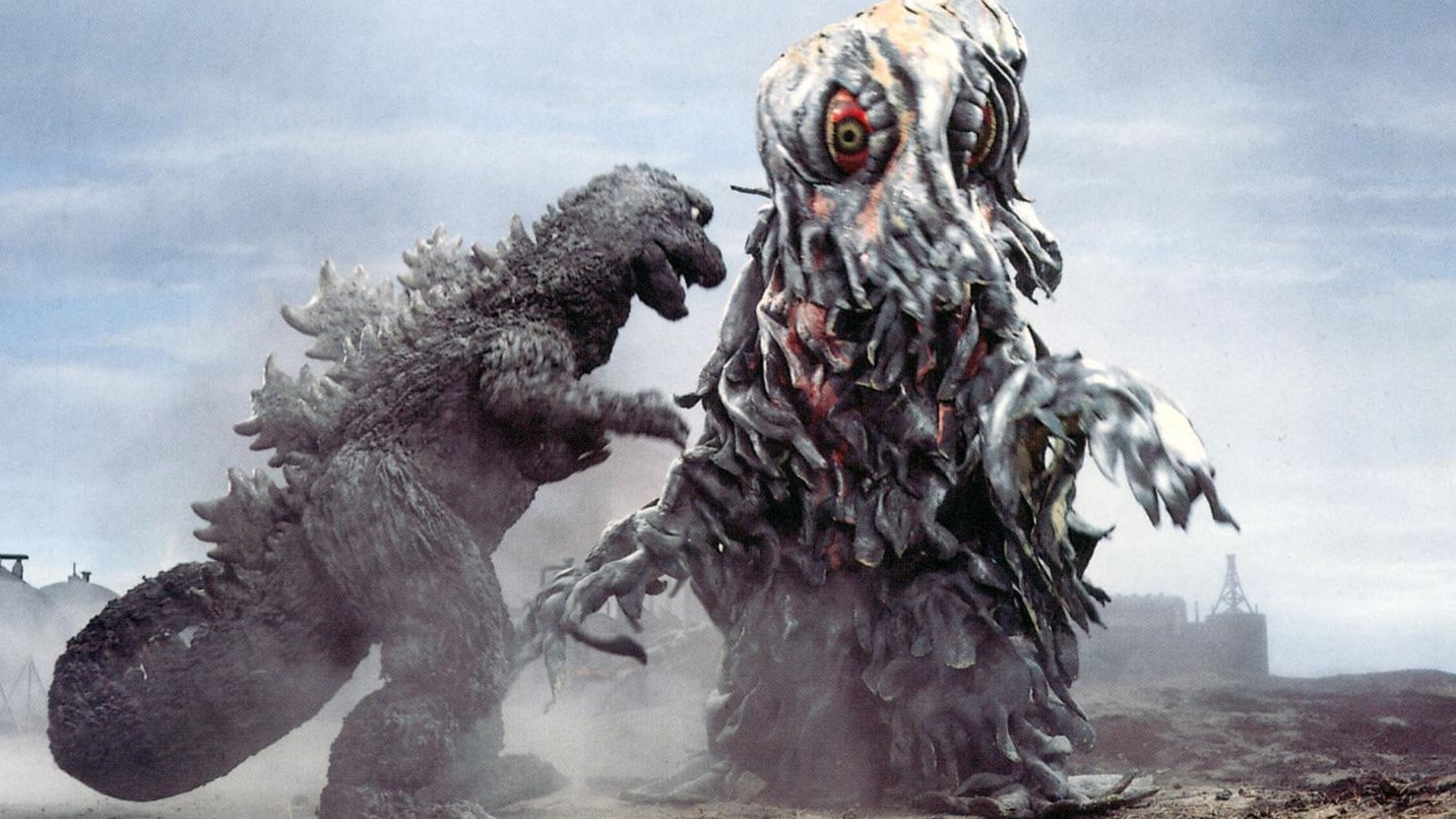 Godzilla vs. the Smog Monster Hedorah