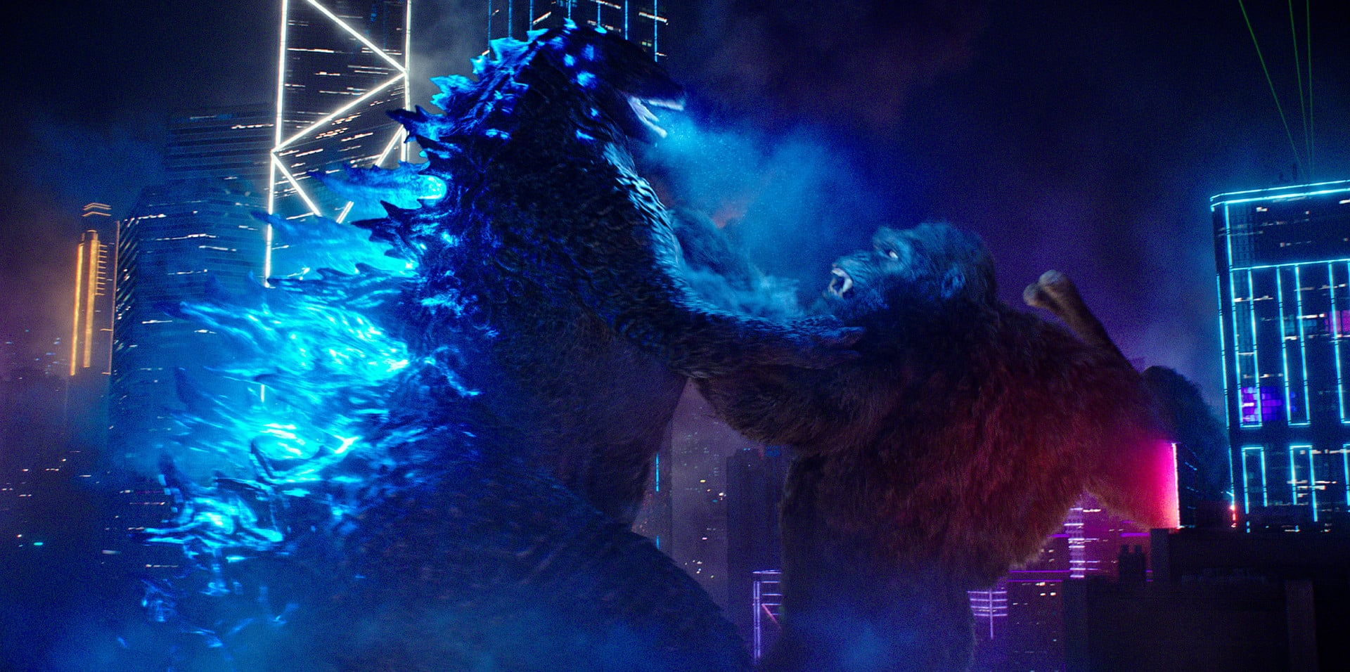 Adam Wingard Godzilla vs. Kong has no meaning, not a problem for the MonsterVerse