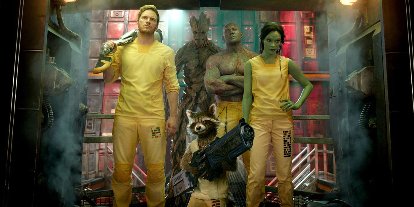 Guardians of the Galaxy James Gunn limits of escapism death loss in Marvel Cinematic Universe MCU Peter Quill