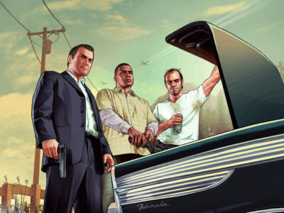 Grand Theft Auto V perspective protagonist character shifting masterclass, unlike The Last of Us Part II