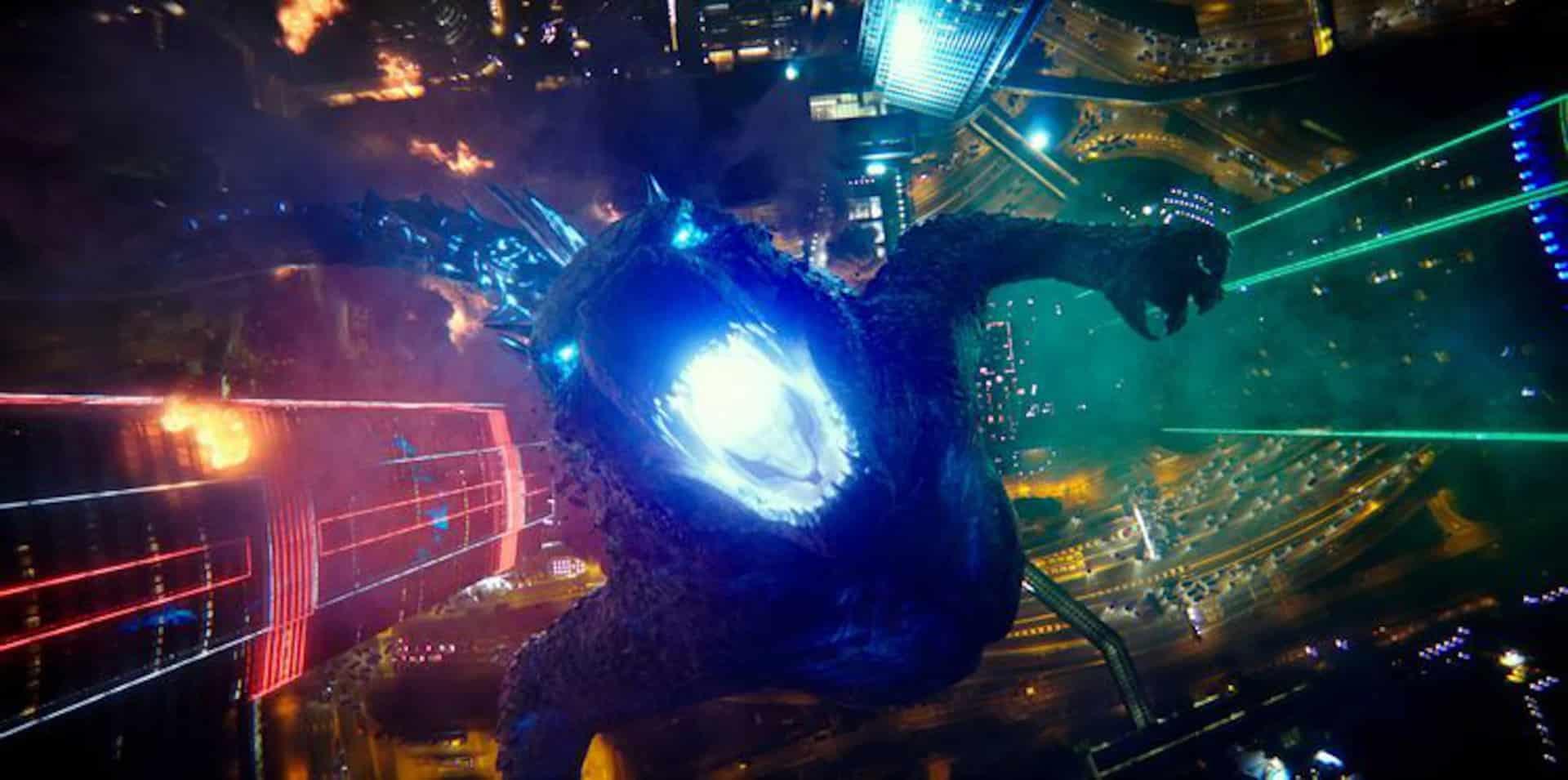 Godzilla vs. Kong spectacle no wonder Adam Wingard Godzilla: King of the Monsters
