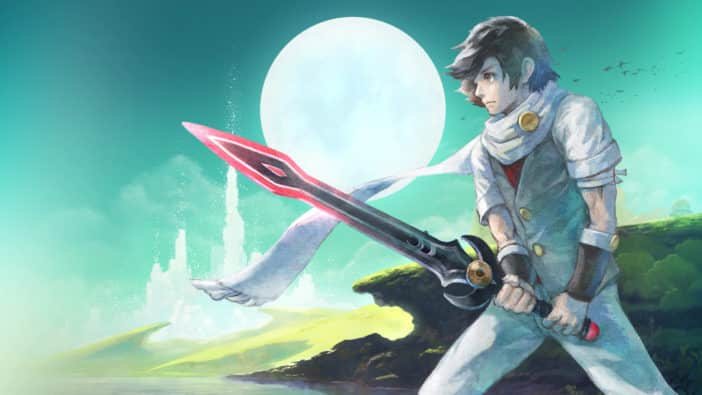 Lost Sphear Dianto literalize power importance significance of memories to shape the world