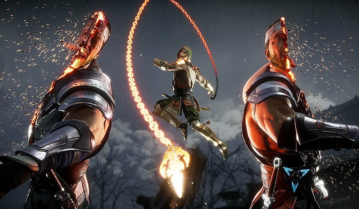 video game movies cinematic Mortal Kombat film 2021