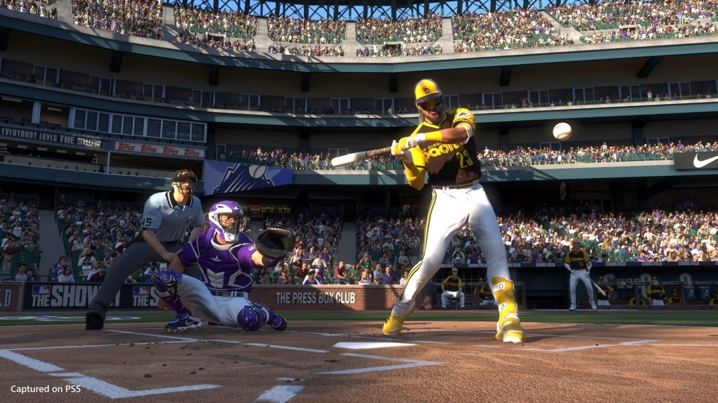 MLB The Show 21 San Diego Studio PlayStation 5 Xbox Series X Game Pass