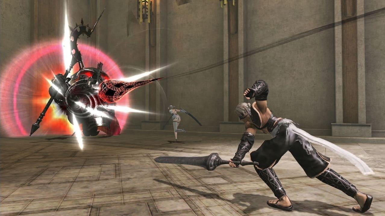 Nier Cavid Square Enix Yoko Taro PlayStation 3 2010 unique genre experience