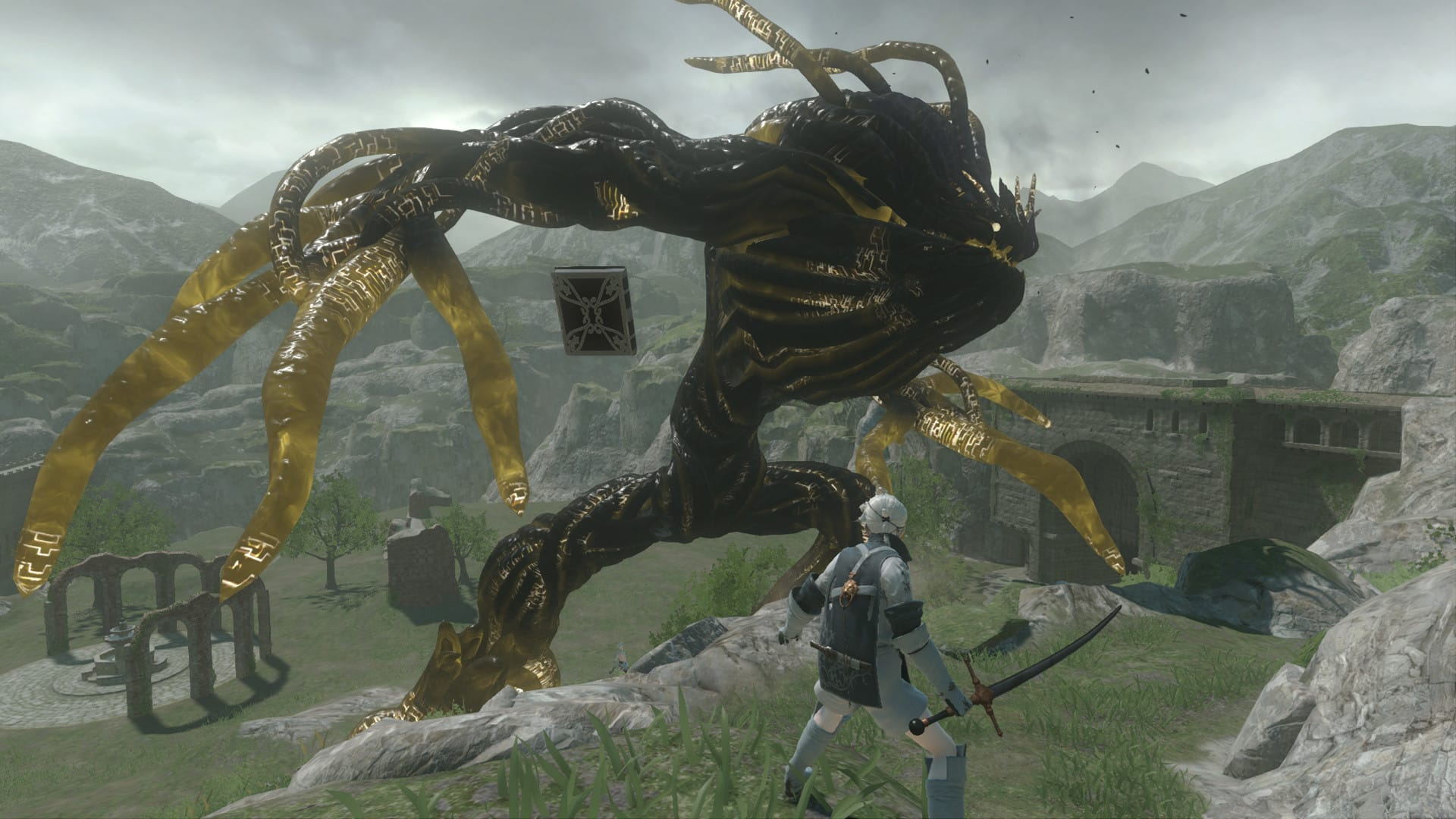 Nier Replicant remake remaster trend is complex but useful and perfect for this underappreciated Square Enix Yoko Taro gem
