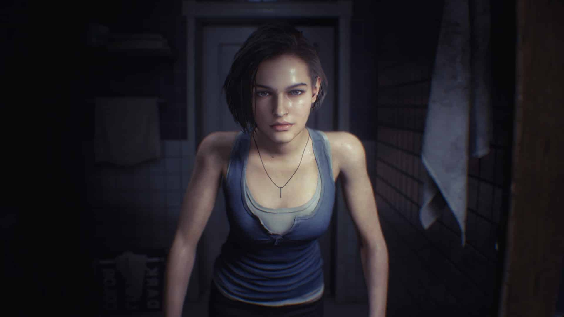 Resident Evil 3 remake brevity short length as AAA survival horror game is special and useful Jill Valentine