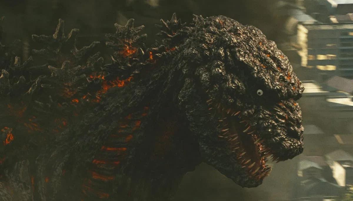 Toho Shinji Higuchi Hideaki Anno of Neon Genesis Evangelion, Shin Godzilla made kaiju monstrous, alien, unknowable again