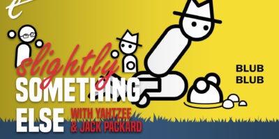 slightly something else how zero punctuation gets made yahtzee croshaw jack packard