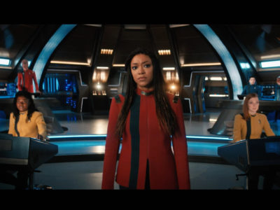 Star Trek: Discovery season 4 teaser trailer release date ugly costumes