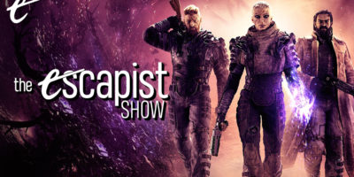 people can fly outriders fun looter shooter the escapist show jack packard nick calandra