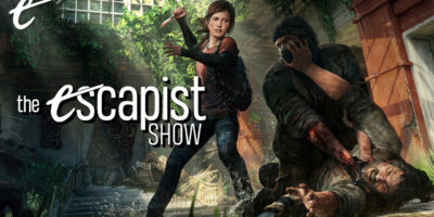 the last of us remake the escapist show jack packard nick calandra naughty dog playstation