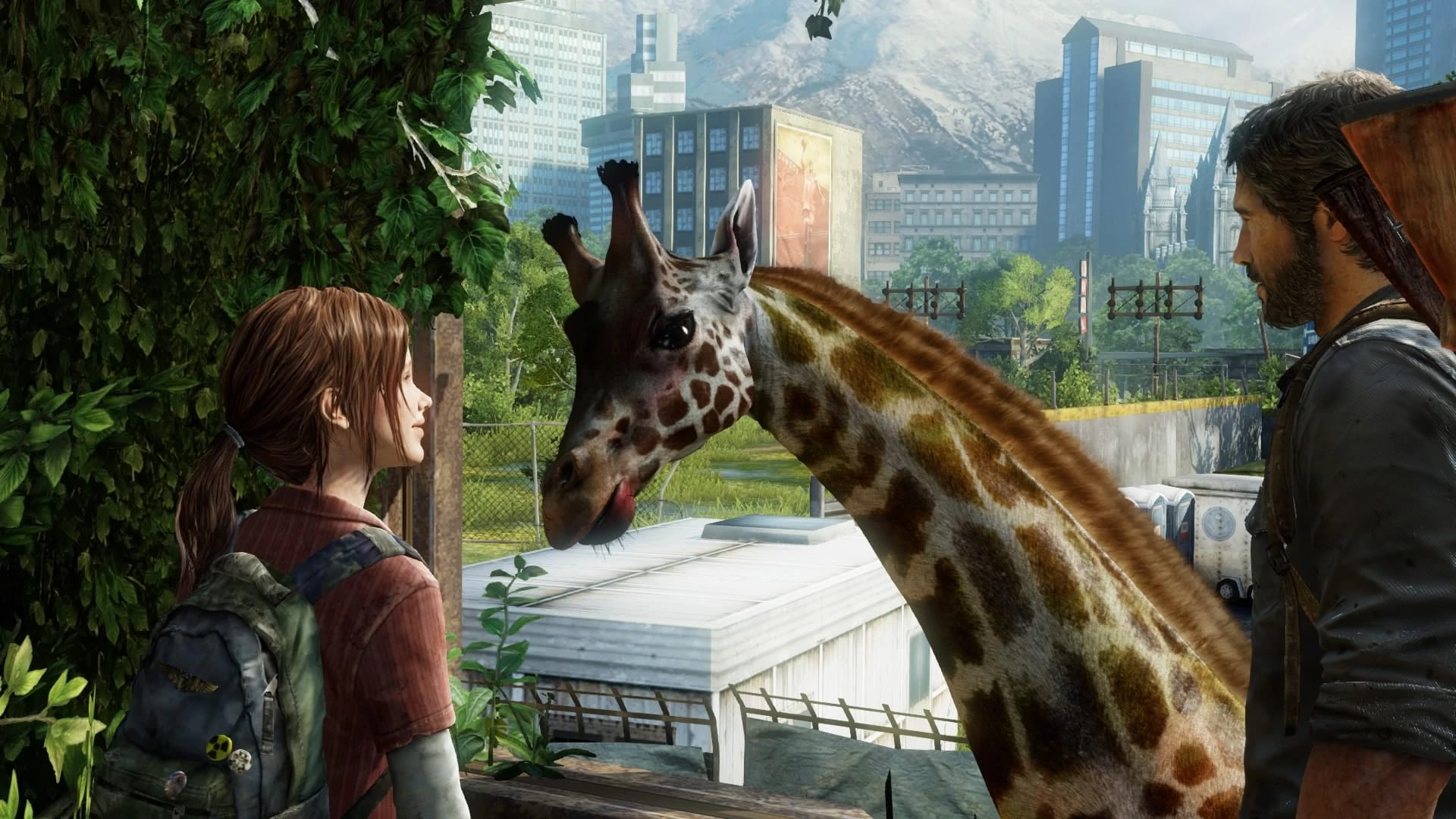 the last of us remake makes perfect business sense for sony naughty dog the takeaway marty sliva giraffe