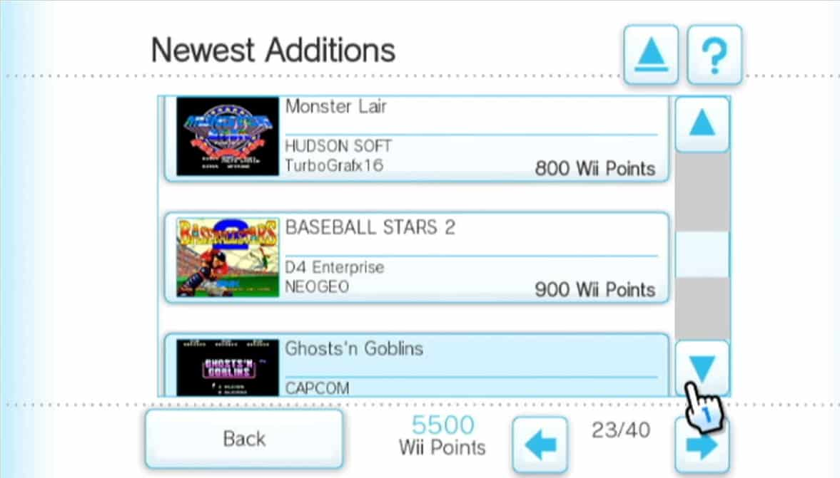Wii Virtual Console shut down digital games sales service availability video games