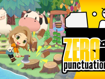 This week on Zero Punctuation, Yahtzee reviews Story of Seasons: Pioneers of Olive Town XSEED Games