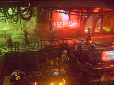 The Ascent, cyberpunk, Neon Giant, Curve Digital, Release Date, Game Pass, Xbox, PC