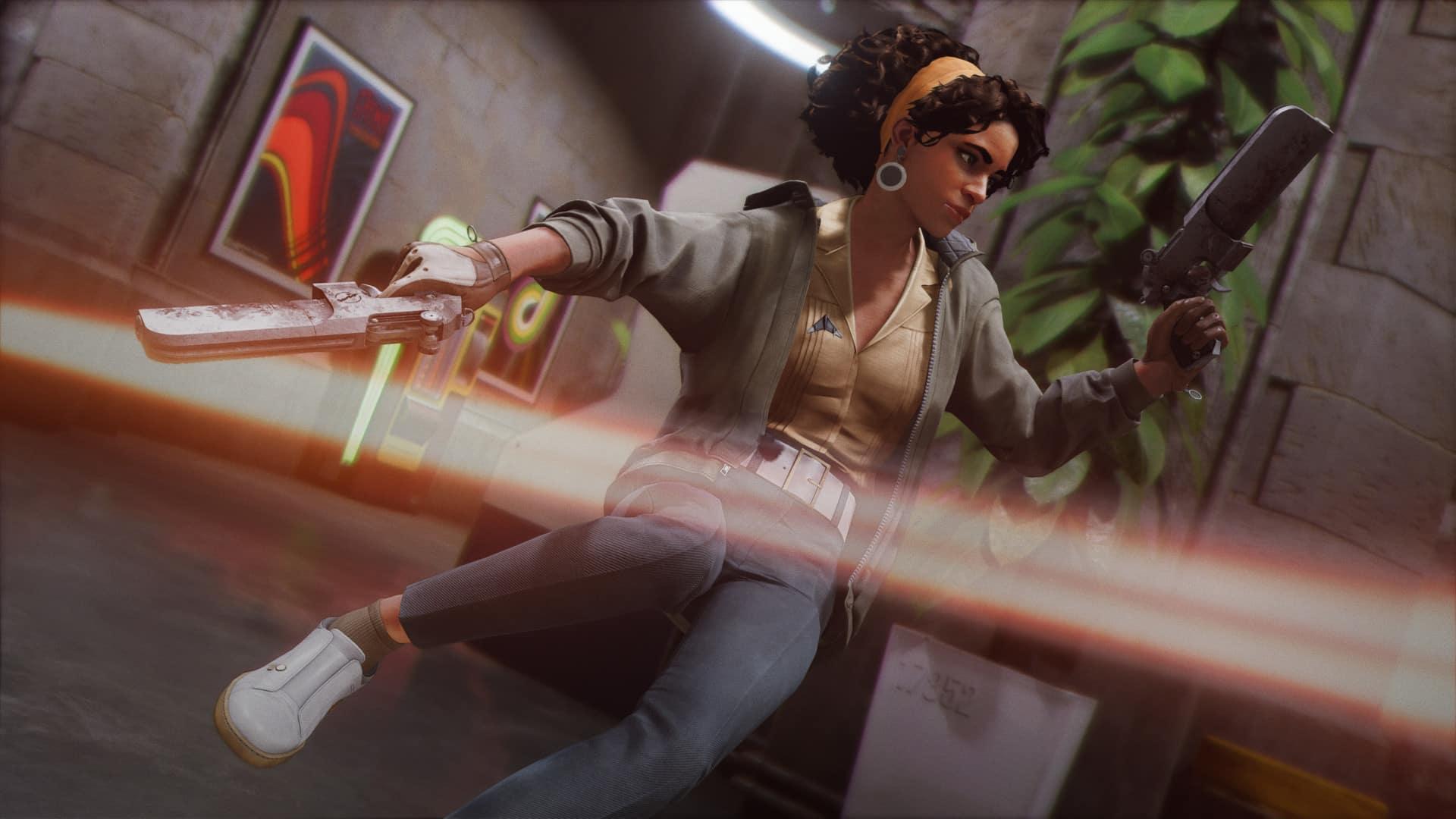 deathloop preview arkane studios violent bloody immersive sim PlayStation 5