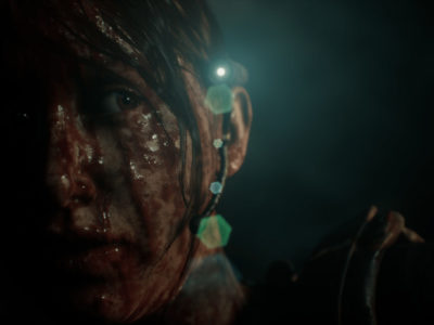 The Dark Pictures Anthology: House of Ashes teaser trailer Supermassive, Bandai Namco, Ashley Tisdale, gameplay, trailer