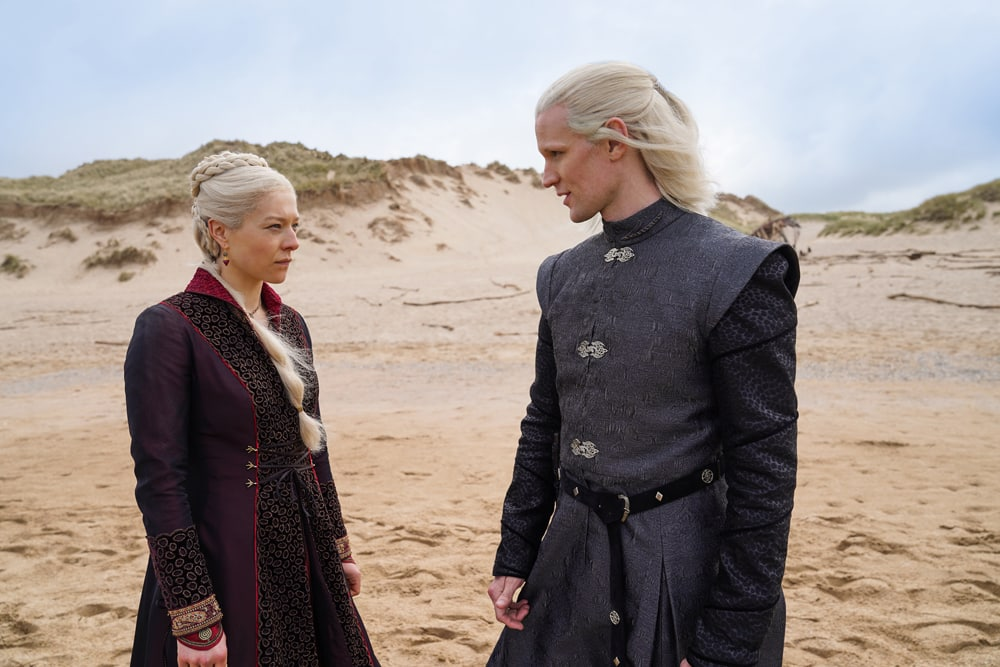 House of the Dragon First Images Game of Thrones prequel photos
