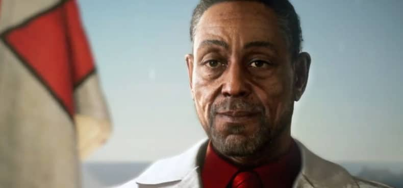 Giancarlo Esposito, Far Cry 6, Ubisoft, gameplay, video, footage, release date