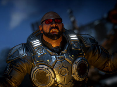 Dave Bautista Gears of War movie fast and furious