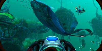 Subnautica: Below Zero Unknown Worlds next game new interview Dave Kalina project lead