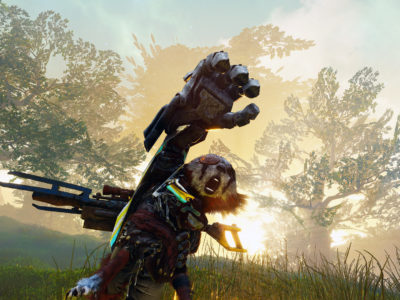 Experiment 101 Biomutant uniqueness unique elements buried under references and open-world tropes with no clear themes