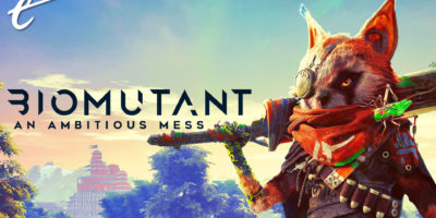 Experiment 101 review Biomutant ambitious mess lots of original ideas and content with terrible combat that has no impact