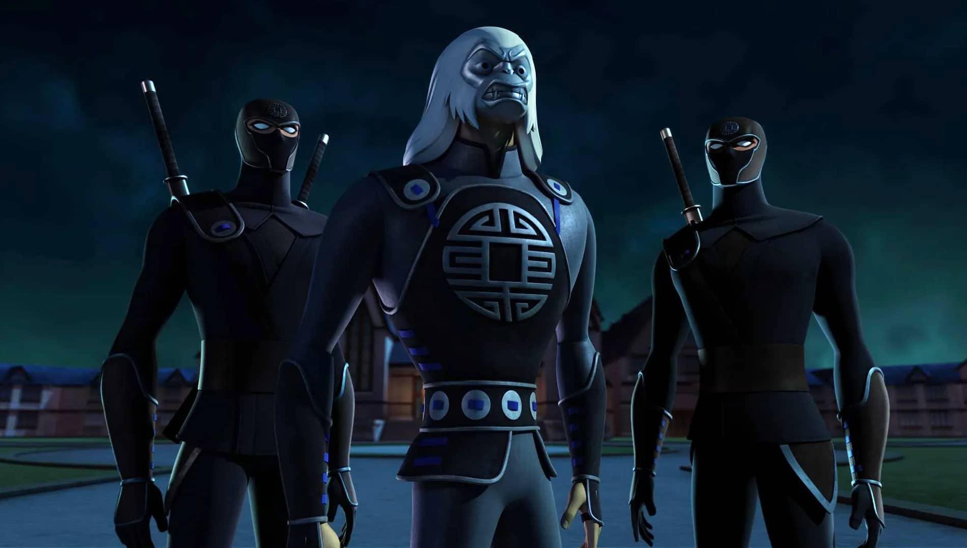 beware the batman hbo max 3d animated series DC Comics tv show