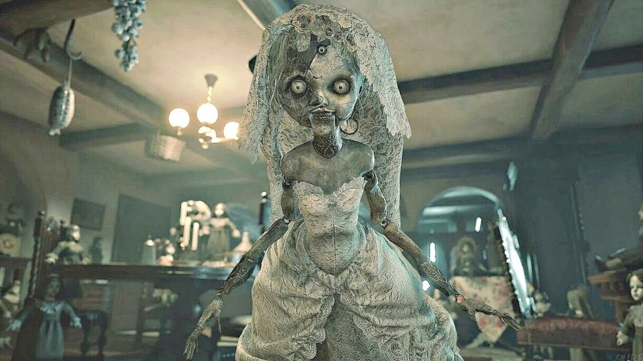 Resident Evil Village scariest moment Donna Beneviento mansion like Silent Hill or P.T.