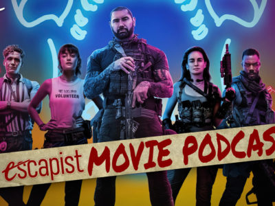 army of the dead zack snyder netflix the escapist movie podcast live darren mooney jack packard lee
