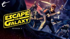 escape the galaxy star wars: the bad batch episode 1 aftermath rebels cameo marty sliva omar ahmed rachel kaser