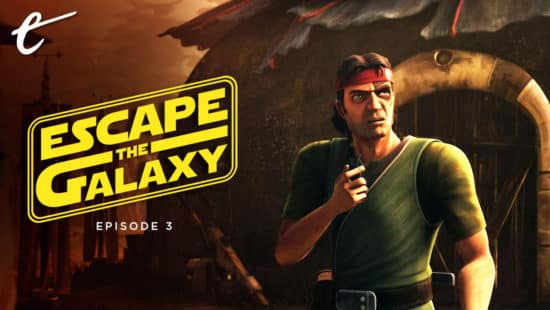 Star Wars: The Bad Batch episode 2 Cut and Run Discussion | Escape the Galaxy Marty Sliva Omar Ahmed Rachel Kaser episode 2 review