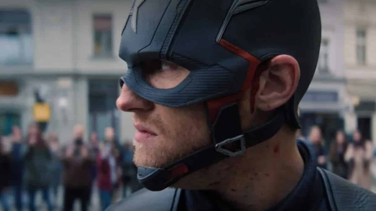 John Walker Captain America parallels Civil War The Falcon and the Winter Soldier