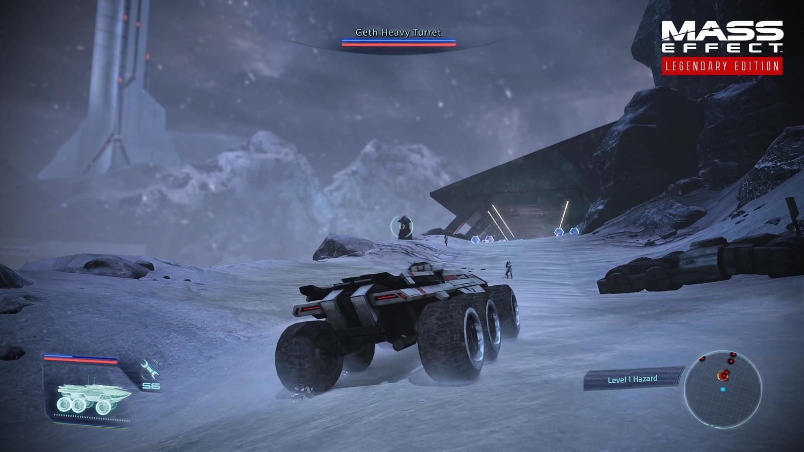 Mass Effect 1 Remaster Mass Effect Legendary Edition BioWare presents simpler time before open-world RPGs Mako