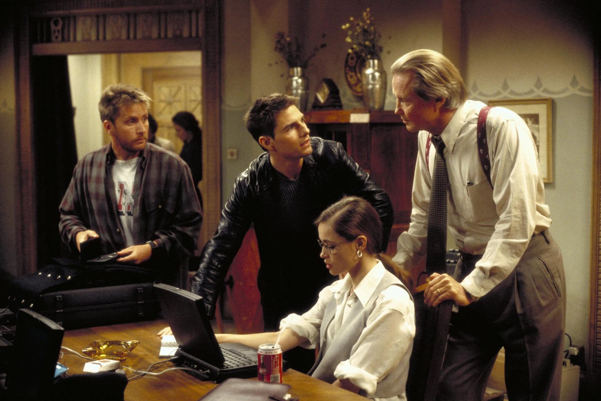 Mission: Impossible 25 years old Tom Phelps reboot twist impossible with movie cinema landscape and fans fandom today