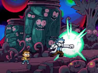 Adult Swim Rick and Morty season 5 trailer #2 Rick and Morty in the Eternal Nightmare Machine
