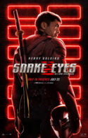 snake eyes first look images poster