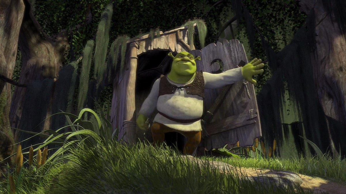 Shrek Irony Went Mainstream Jeffrey Katzenberg DreamWorks Animation ironic culture over the New Sincere