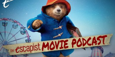 Paddington 2 objectively better than Citizen Kane on Rotten Tomatoes The Escapist Movie Podcast Live Jack Packard Darren Mooney Mank Oscars Academy Awards Mitchell vs. the Machines